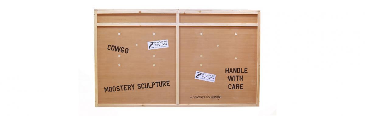 Moostery sculpture cargo box